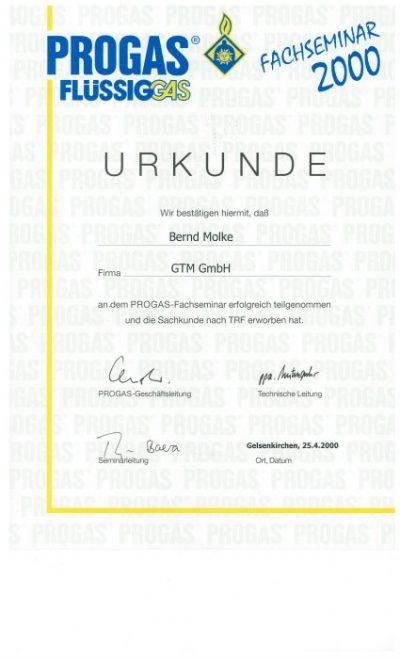 Fachseminar von Gebäudetechnik Molke GmbH
