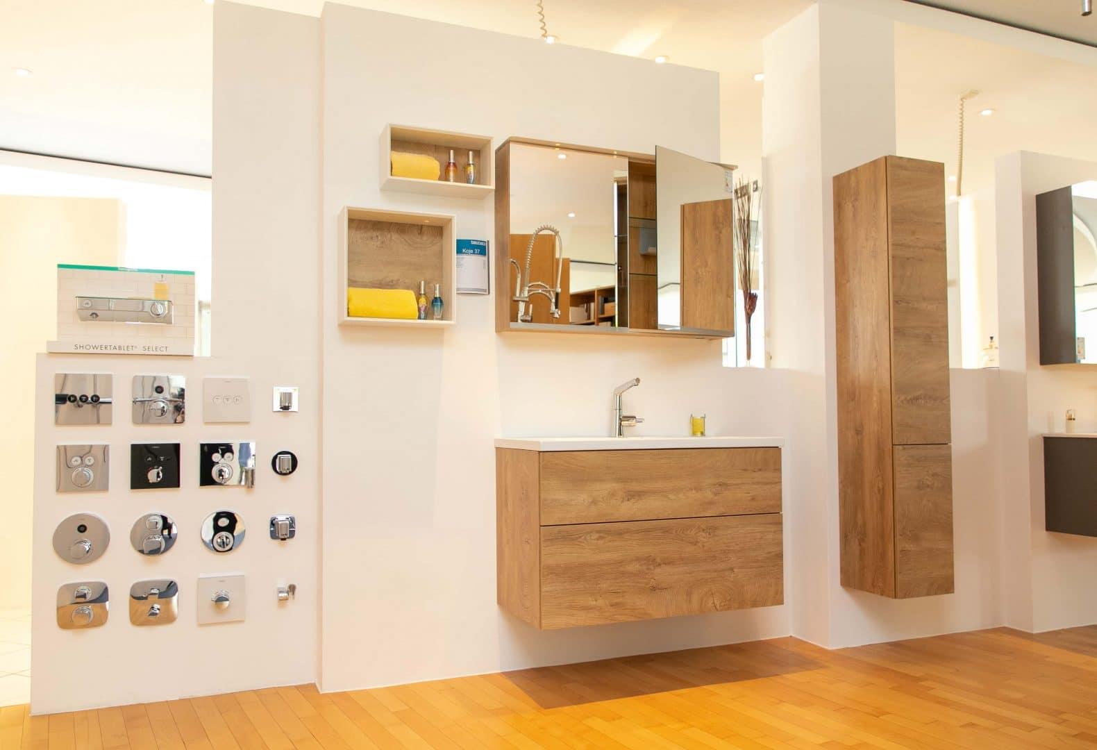 Badausstattung von Gebäudetechnik Molke GmbH