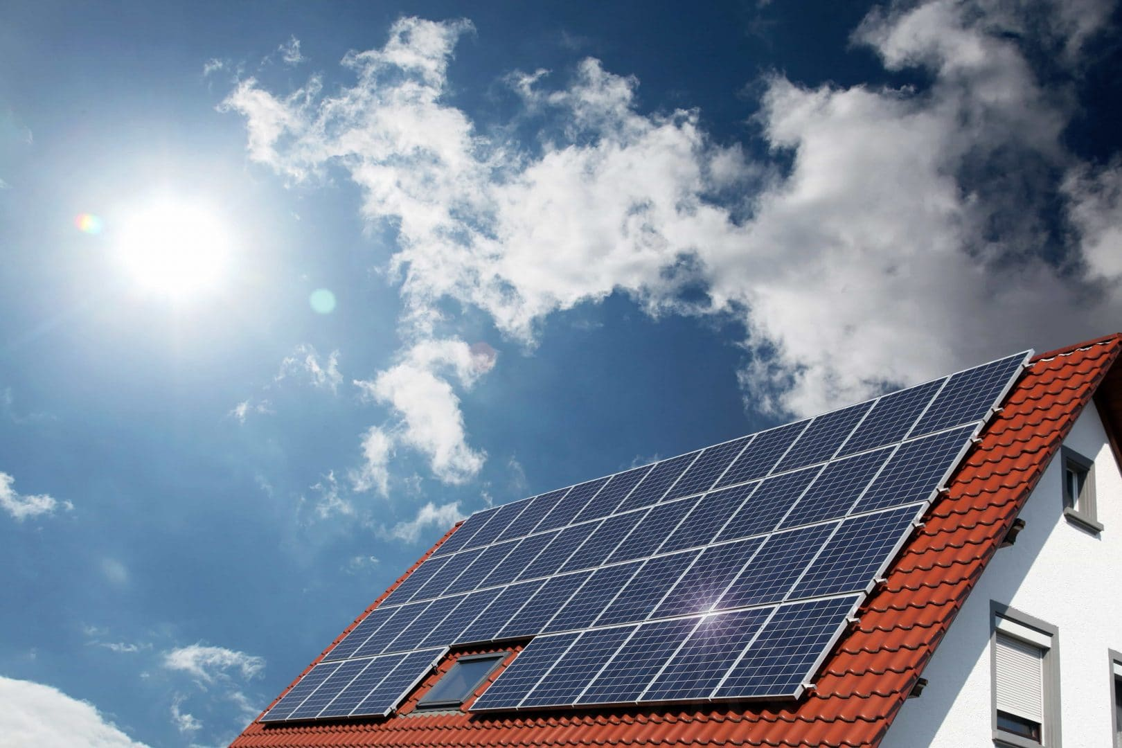 Solaranlage von Gebäudetechnik Molke GmbH